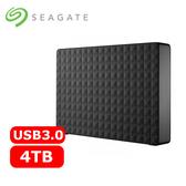 全新 Seagate希捷 Expansion 新黑鑽 3.5吋 4TB 外接硬碟