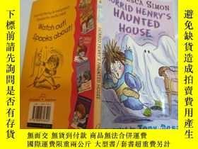 二手書博民逛書店FRANCESCA罕見SIMON HORRID HENRYS HAUNTED HOUSE:弗朗西絲卡西蒙可怕的亨利