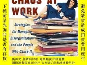 二手書博民逛書店Conquering罕見Chaos At WorkY255562 Harriet Schechter 7-09