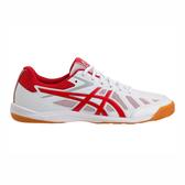 Asics Attack Hyperbeat SP 3 [1073A004-101] 男鞋 運動 桌球 亞瑟士 白紅
