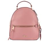【COACH】粒面皮革口袋後背包(粉色) F76624 IMP02
