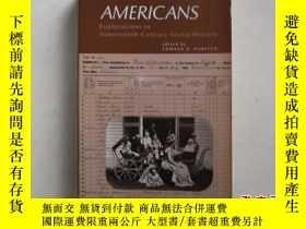 二手書博民逛書店ANONYMOUS罕見AMERICANSY25820 出版197