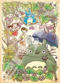 【拼圖總動員 PUZZLE STORY】來採收了 日系/Ensky/宮崎駿/龍貓/500P