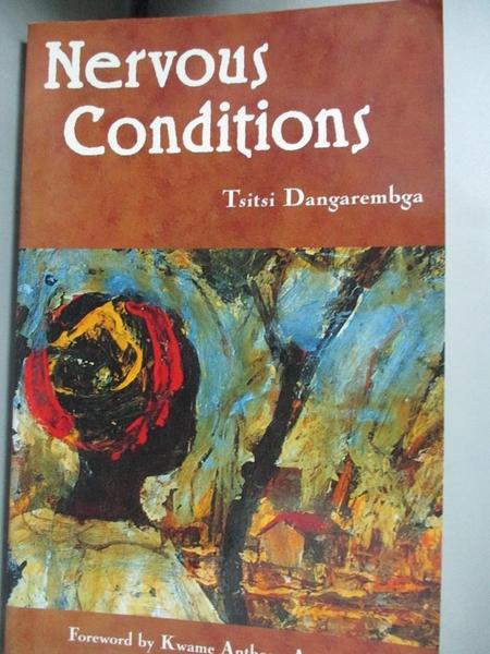 【書寶二手書T1/原文小說_OSX】Nervous Conditions_Dangarembga, Tsitsi