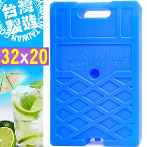台灣製 釣魚冰桶保冷磚(大)冰寶保冰磚凍磚冰塊磚保冷板露營冰箱保鮮保溫.戶外野營用品哪裡買
