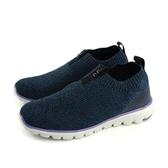 Hiromichi Nakano 懶人鞋 休閒鞋 深藍色 女鞋 HI4055 no185