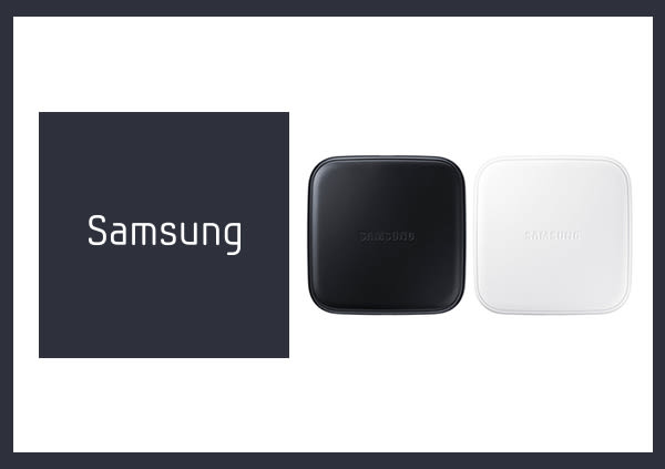 *全館免運*SAMSUNG 原廠無線充電器-mini版 (盒裝-公司貨)
