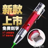 鐳射筆 免費刻字 射筆售樓激光燈綠光USB充電紅外線沙盤教鞭鐳射激光手電 港仔社會