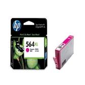 HP 564XL 洋紅色高印量墨水匣 (CB324WA)