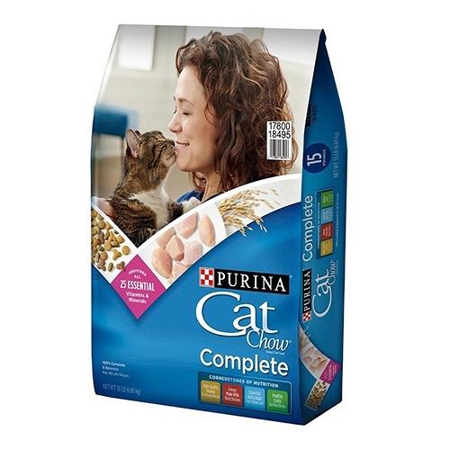 【現貨】Cat Chow 貓乾糧完整均衡配方 6.8公斤