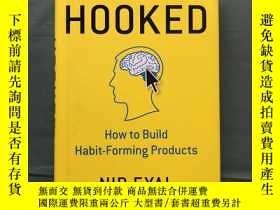二手書博民逛書店Hooked:罕見How to Build Habit-Form