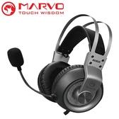 MARVO HG9035 耳罩式電競耳機 灰