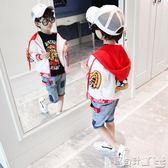 兒童運動外套 童裝男童外套春夏裝中大童透氣輕薄薄運動開衫兒童防曬衣 寶貝計畫
