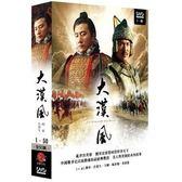 【限量特價】大漢風 DVD ( 胡軍/肖榮生/王剛/楊恭如/吳倩蓮/沈傲君 )