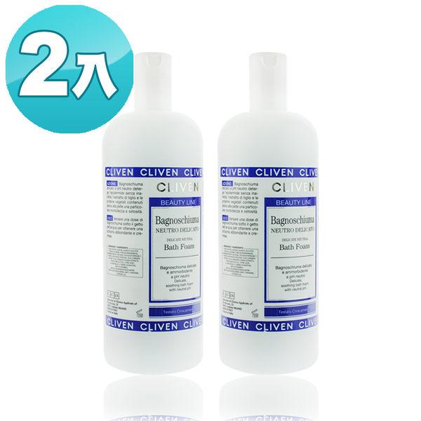 【CLIVEN香草森林】特惠組-菩提精油沐浴乳2件組1000mlx2