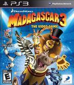 PS3 馬達加斯加 3:歐洲大圍捕(美版代購)