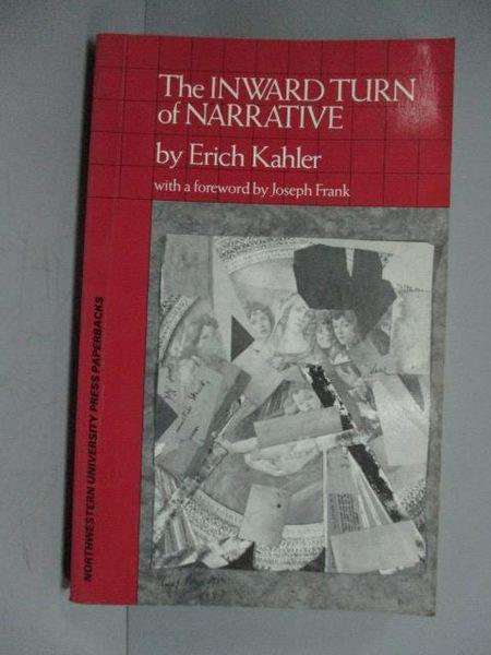 【書寶二手書T6/原文書_IOK】The Inward Turn of Narrative_Kahler