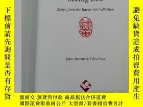 二手書博民逛書店seeing罕見zen zenga from the kaeru-an collectionY19139 fe