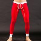×長褲×男子保暖褲 秋季保暖 貼身低腰 莫代爾薄款 打底褲 多色可選 WJ_3002-CKU