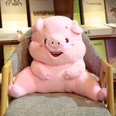 抱枕 可愛腰墊抱枕被子兩用靠背大孕婦汽車辦公室椅子座椅靠枕護腰靠墊·快速出貨YTL