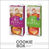 日本 日東紅茶 博士茶 伯爵茶 飲料 1000ml *餅乾盒子*