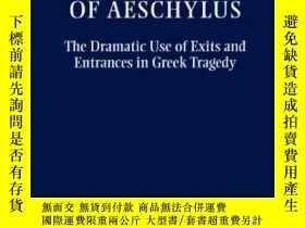 二手書博民逛書店The罕見Stagecraft Of Aeschylus: Th
