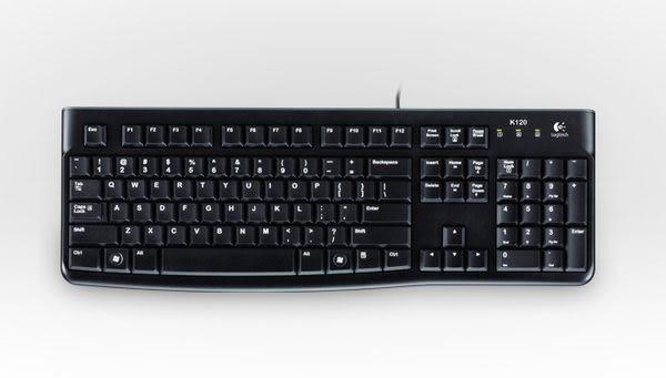 羅技 Logitech K120 USB 鍵盤 K-120 K 120 防濺灑設計