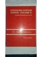 二手書博民逛書店 《Operating Systems Designs: Inter-networking wit》 R2Y ISBN:0136376460│DouglasE.Comer