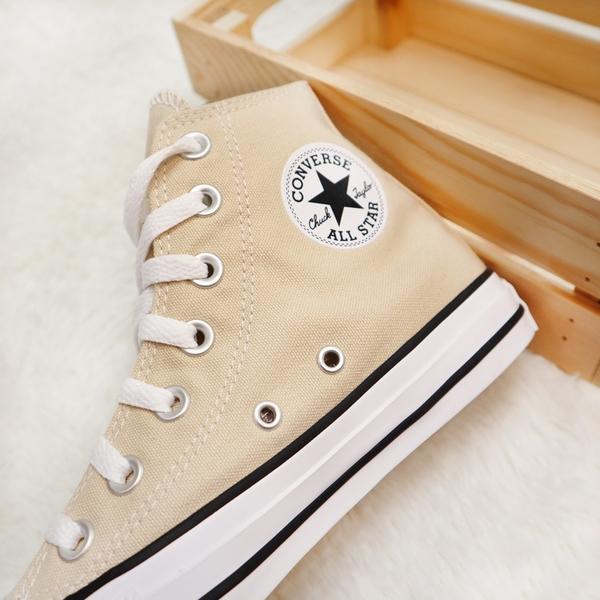 【折後$1780】Converse Chuck Taylor All Star 卡其 白頭 奶茶色 男鞋 女鞋 基本款 休閒鞋 168575C
