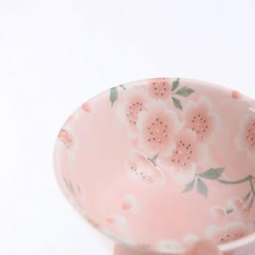 日本滿開櫻碗-粉 12cm
