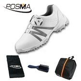 高爾夫女士球鞋 防水防滑運動鞋 鞋子百搭時尚球鞋 GSH128WGRY