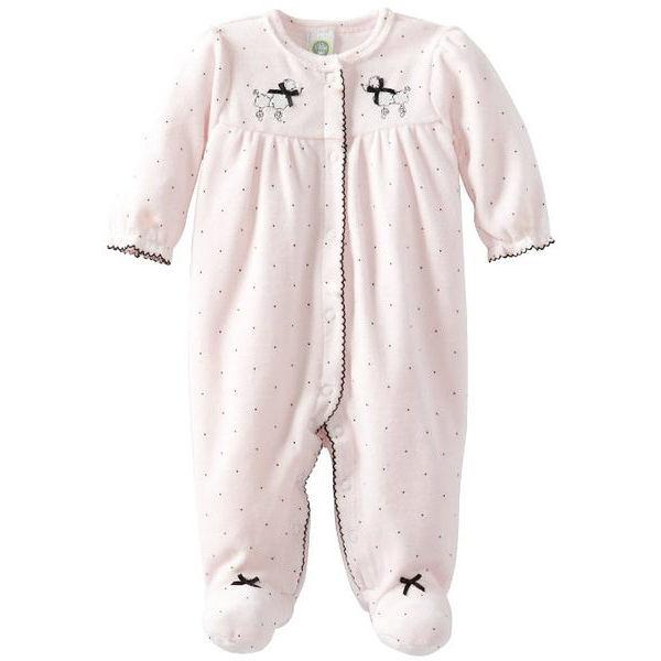 套裝 / 長袖套裝 Little Me │長袖套裝 / 3件組 - pink leopard 款  LCB01008