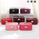 【快樂購】韓國公主復古手提首飾盒...