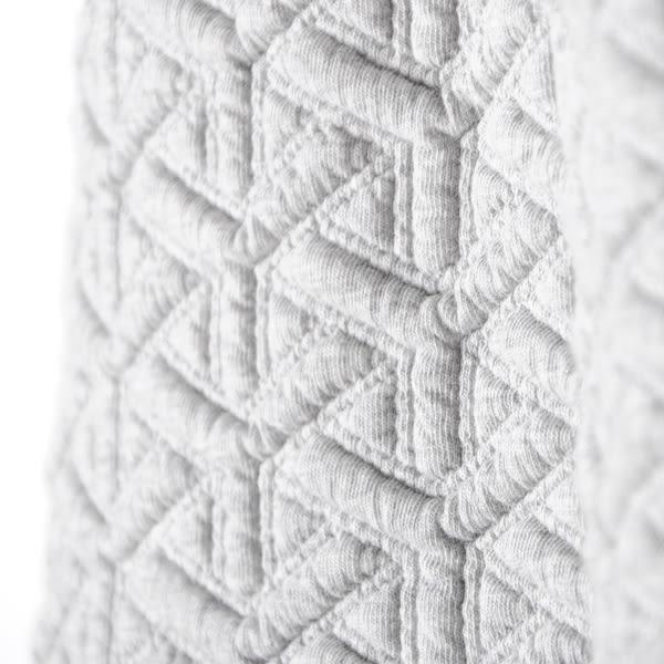 【Dailo】三角格紋裙-灰 10601