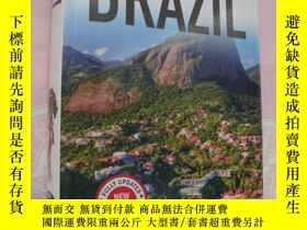 二手書博民逛書店(Insight罕見Guides) BRASIL 《巴西》 精美