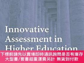 二手書博民逛書店Innovative罕見Assessment In Higher EducationY255174 Bryan