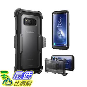 [106 美國直購] i-Blason Samsung Galaxy S8 Case 霧面黑框 [Armorbox] 手機殼 保護殼