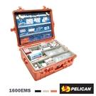 【EC數位】美國 派力肯 PELICAN 1600EMS 救助箱 氣密箱 防撞箱 急救箱 防水 防爆 防震 防塵 耐衝擊