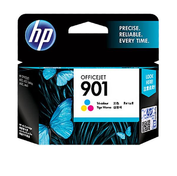 CC656AA HP 901 Officejet 彩色墨水匣 適用 HP OJ J4580