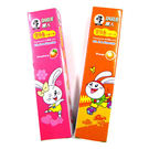 【奇買親子購物網】黑人 寶貝兔兒童牙膏40G(草莓/橘子口味)