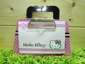 【震撼精品百貨】Hello Kitty 凱蒂貓~夾板附便條紙-粉色【共1款】