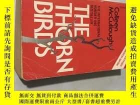 二手書博民逛書店the罕見thorn birdsY20850 COLLEEN M