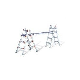 【小巨人工作梯】伸縮跳板16呎長Telescoping Plank,讓您不用走梯作表演