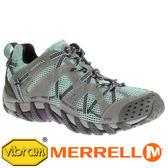 美國 MERRELL WATERPRO MAIPO 女 水陸兩棲鞋『灰/水藍』65234 機能.多功能.休閒.登山.健行