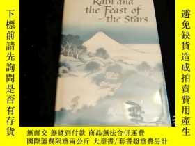 二手書博民逛書店Rain罕見and the Feast of the Stars