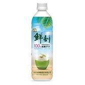 【南紡購物中心】半天水-鮮剖100%純椰子汁500gx24瓶/箱