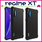 realme XT 四角氣墊背蓋 全包邊手機殼 軟殼保護套 TPU手機套 透明保護殼 磨砂手感 氣囊矽膠套