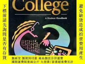 二手書博民逛書店Write罕見for College: A Student Ha