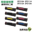【四色二組 ↘6190元】HP 131A CF210A~CF213A 高品質相容碳粉匣 適用 M251nw M276nw等