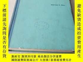 二手書博民逛書店MATHEMATICS罕見THE MAN-MADE UNIVERSE數字世界 第3版(精裝本)Y18429 S